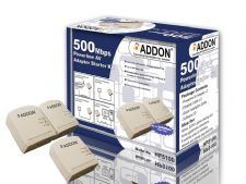 Addon HP5100-TRIPLE AV500 Powerline AV Adapter - Triple Pack - 500Mbps Homeplug AV - UK Plug
